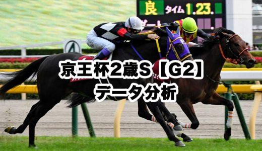 京王杯2歳S【G2】データ分析