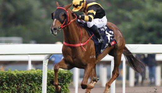 【馬コミュ】 2019年 香港カップ G1 レースの見どころ