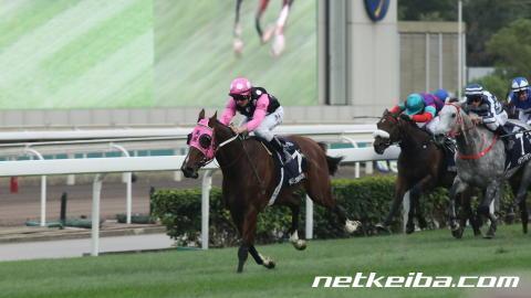 【馬コミュ】 2019年 香港マイル G1 レースの見どころ